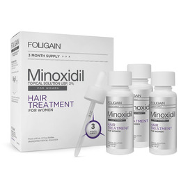 Изображение Foligain миноксидил 2% для женщин на 3 месяца
