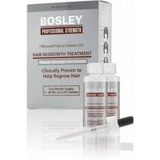 Bosley миноксидил для роста волос 2% на 3 месяца