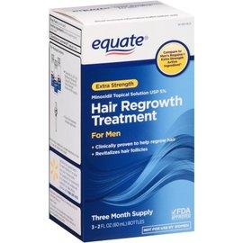 Эквейт миноксидил 5% для мужчин на 3 месяца