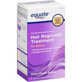 Изображение Эквейт миноксидил 2% для женщин на 3 месяца