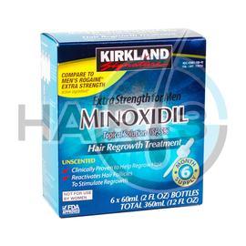 Изображение Миноксидил для бороды набор на 6 месяцев