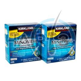 Миноксидил для бороды набор на 12 месяцев