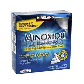 Изображение Киркланд пена миноксидил 5% набор на 6 месяцев