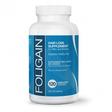 Foligain витамины от выпадения волос