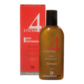 Био Ботанический шампунь для роста волос (System 4)
