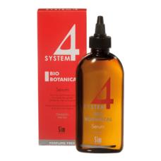Система 4 Био Ботаническая сыворотка от выпадения волос