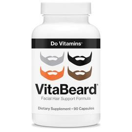 Изображение VitaBeard витамины для бороды