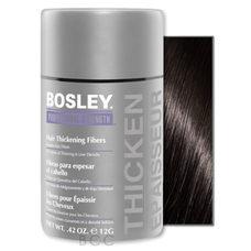 Bosley кератиновые волокна - черные