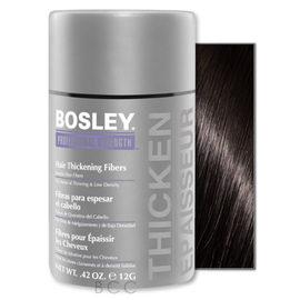 Изображение Bosley кератиновые волокна - черные