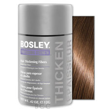 Bosley кератиновые волокна - светло-коричневые
