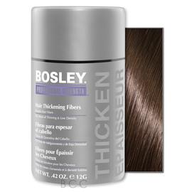 Изображение Bosley кератиновые волокна - средне-коричневые