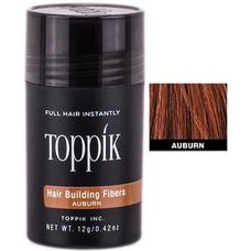 Пудра загуститель для волос Toppik  (рыжий) 12гр