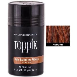 Изображение Пудра загуститель для волос Toppik  (рыжий) 12гр
