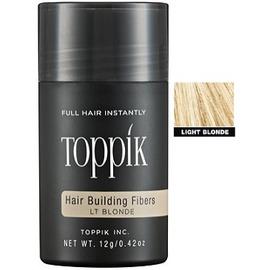 Изображение Пудра загуститель для волос Toppik (светлый-блонд) 12гр