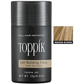 Изображение Пудра загуститель для волос Toppik (средний-блонд) 12гр